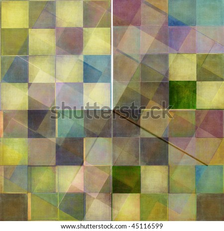 lovely geometric background image with earthy texture. useful design element. - stock photo