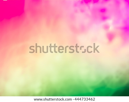 Lovely summer composition. Pastel abstract background. Feels like a blurred watercolor. The mood of spring, blooming, harmony and joy. Texture with pearl highlights - stock photo