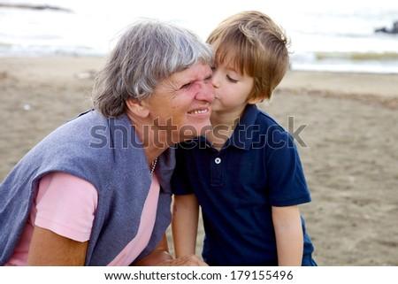 grandmother and grandson relationship