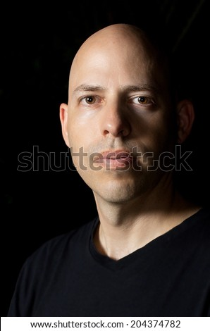 Low-key Rembrandt lighting portrait of a 40 year old man on black background  sc 1 st  Shutterstock & Rembrandt Lighting Stock Images Royalty-Free Images u0026 Vectors ... azcodes.com