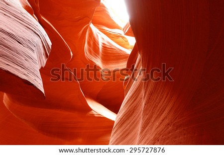 Lower Antelope Slot Canyon, Page, Arizona, USA