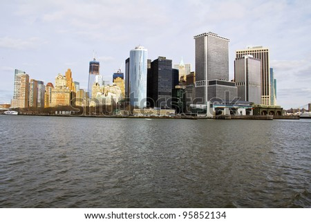 Lower Manhattan - New York, United States