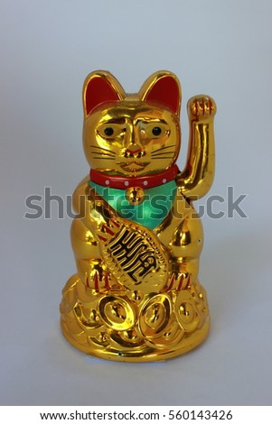 Lucky Cat, Maneki neko