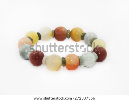 Lucky Stone  - stock photo