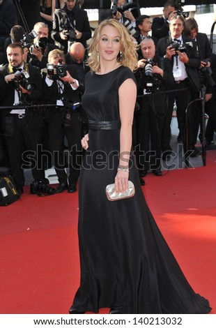 Ludivine Sagnier at the closing awards gala of the 66th Festival de Cannes. May 26, 2013  Cannes, France