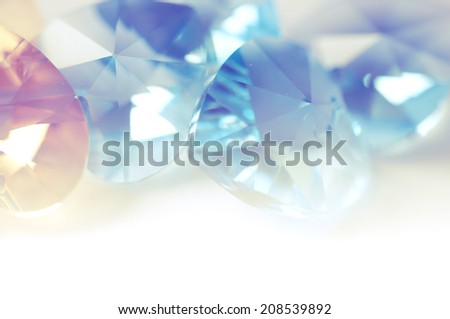 luxury background in soft color style - stock photo