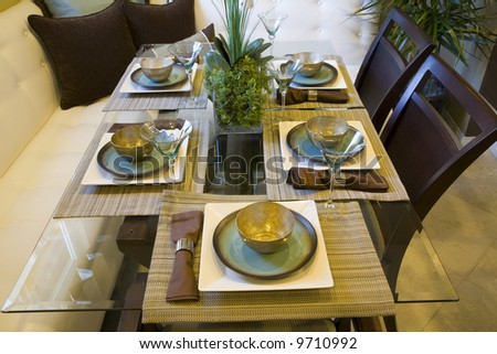 Luxury Contemporary Dining Tables Luxury Home Dining Table With