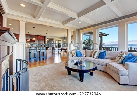 Open Floor Plan Stock Images RoyaltyFree Images Vectors - Open floor plan