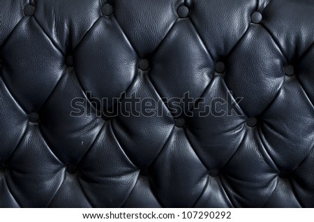 Luxury  leather close-up background - stock photo