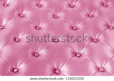 Luxury pink leather. - stock photo