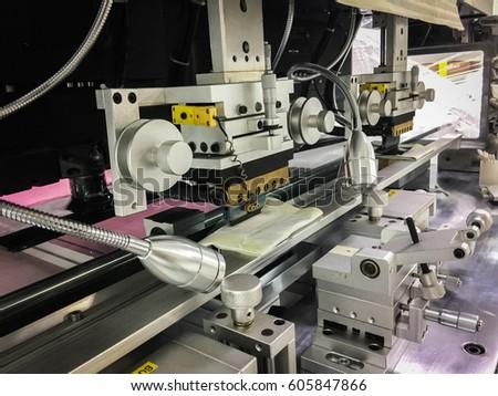 equipment manufacturing 3d reprap printer build stock vector 283100372 shutterstock