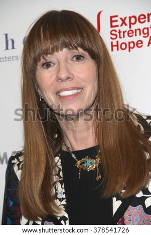 "Mackenzie Phillips arrives at the ""7th Annual Experience, Strength and Hope Awards Show"" at the Skirball Cultural Center in Los Angeles, CA on Feb. 16, 2016 - stock photo"