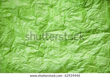 macro of lettuce leaf - stock photo