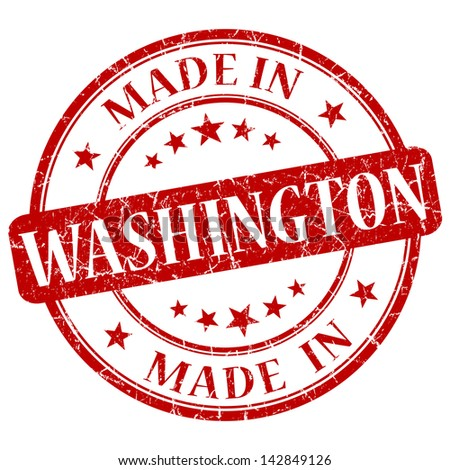 made in washington stamp