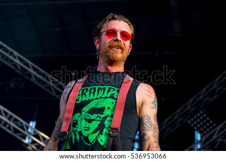 Death metal stock images royalty free images vectors for Josh homme tattoos