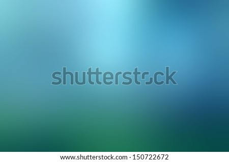 magic blue blur abstract background  - stock photo