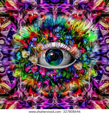 Magic Eye Stock Images Royalty Free Images Amp Vectors