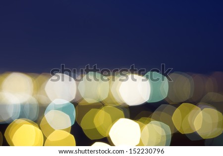 Magic is in the air - stock photo