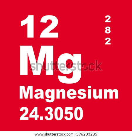 Magnesium periodic table elements stock illustration 596203235 magnesium periodic table of elements urtaz Image collections