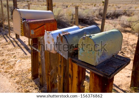 aged mailboxes spain condominium wooden wall stock photo 58249513 shutterstock. Black Bedroom Furniture Sets. Home Design Ideas