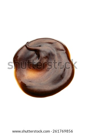 Makeup blobs - stock photo