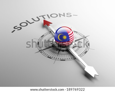 Malaysia High Resolution Solution Concept