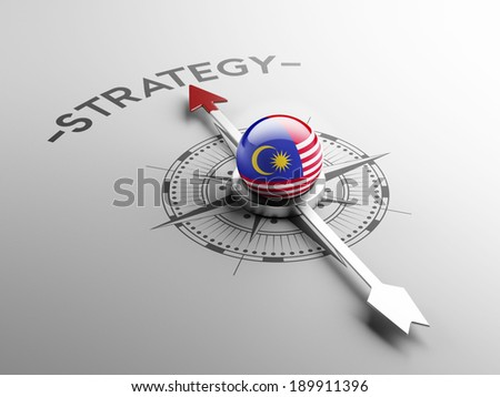 Malaysia High Resolution Strategy Concept