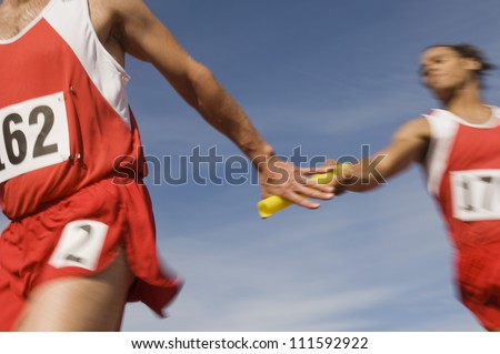 Relay Baton Stock Images, Royalty-Free Images & Vectors | Shutterstock