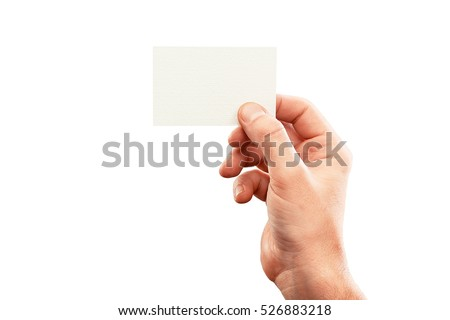 Male hand holding business card stock photo royalty free 526883218 male hand holding business card colourmoves