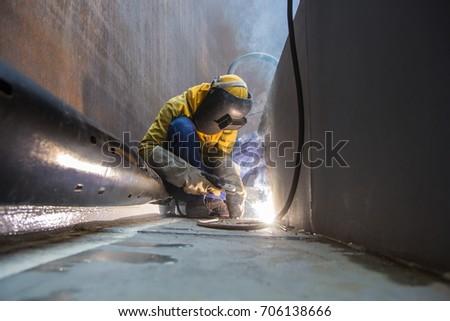 tank welders