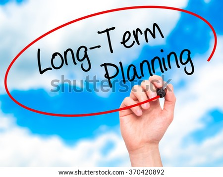 Long term planning in business