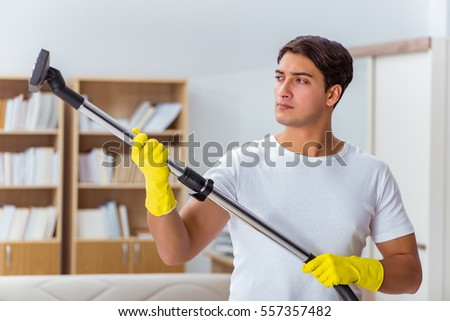 Cleaning The House man cleaning house stock images, royalty-free images & vectors