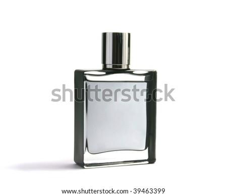 Man perfume - stock photo