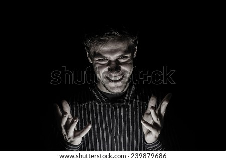 sinister man stock images royaltyfree images amp vectors