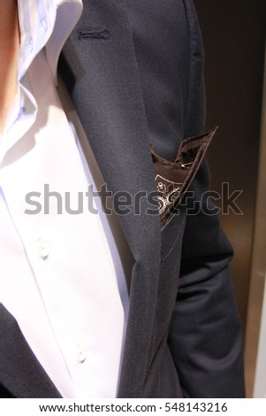 man with business suite