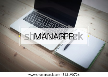 MANAGER CONCEPT