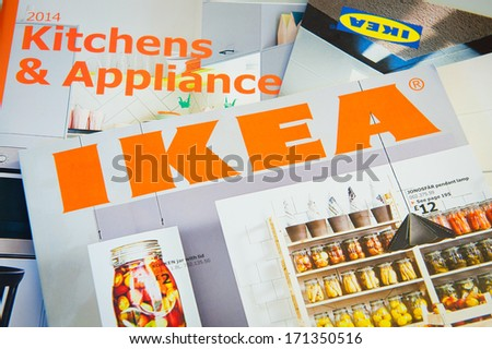 ikea catalog stock images royalty free images vectors shutterstock. Black Bedroom Furniture Sets. Home Design Ideas