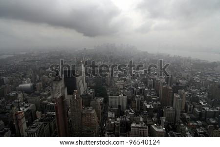 Manhattan, New York - stock photo