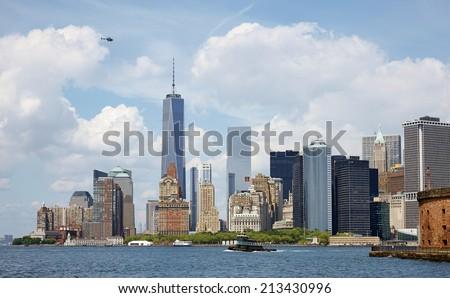 Manhattan, New York City, U.S.A. - stock photo