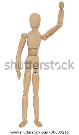 mannequin - stock photo