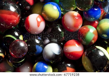 Marble Collection - stock photo