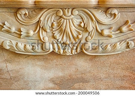 Marble design relief background. - stock photo