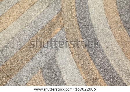Marble floor - stock photo