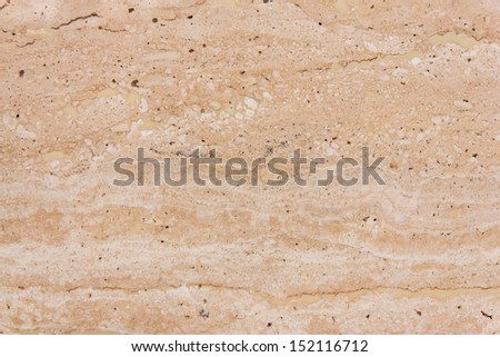 Marble stone texture background from wall - stock photo
