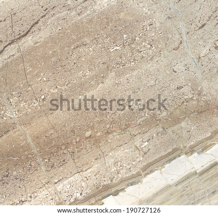 Marble texture. Gray stone background.  Quality stone texture with cracks. High resolution. - stock photo