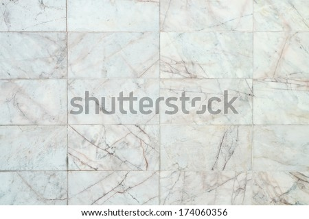 Marble tile wall texture background - stock photo