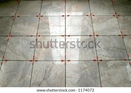 Marble Tiles 2 - stock photo