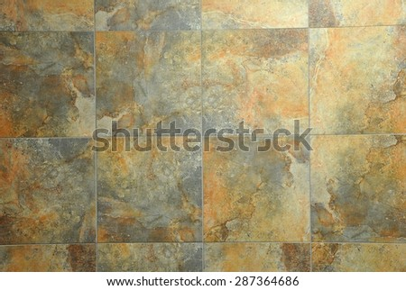 Marble tiles background - stock photo
