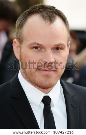 "Marc Webb arriving for the premiere of ""The Amazing Spider-Man"" at the Odeon Leicester Square, London. 18/06/2012 Picture by: Steve Vas / Featureflash"