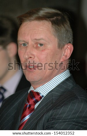 MARCH 2, 2005 - BERLIN: Russian minister <b>Sergei Ivanov</b> (Sergej Iwanow) at - stock-photo-march-berlin-russian-minister-sergei-ivanov-sergej-iwanow-at-a-press-conference-after-154012352